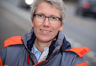 GODT Å VITE: - Det er godt at forbrukerne nå blir kjent med hvor dårlig sikkerheten kan være, sier Guro Ranes, som er avdelingsdirektør for trafikksikkerhet i Statens vegvesen. Foto: Knut Opeide, Statens vegvesen.