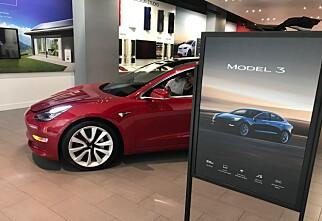 Nordiske land vil ikke ha elbil