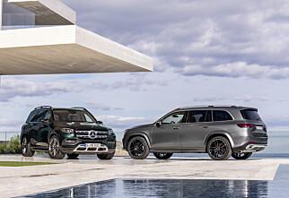 Komisk «krig» mellom BMW og Mercedes