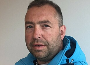 REDDER LIV: Å redde liv står ofte om minutter og sekunder, sier Ola Yttre, leder i Ambulanseforbundet (foto).