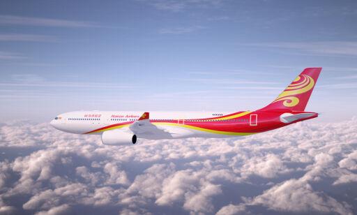 image: Nå kan du fly direkte til Beijing