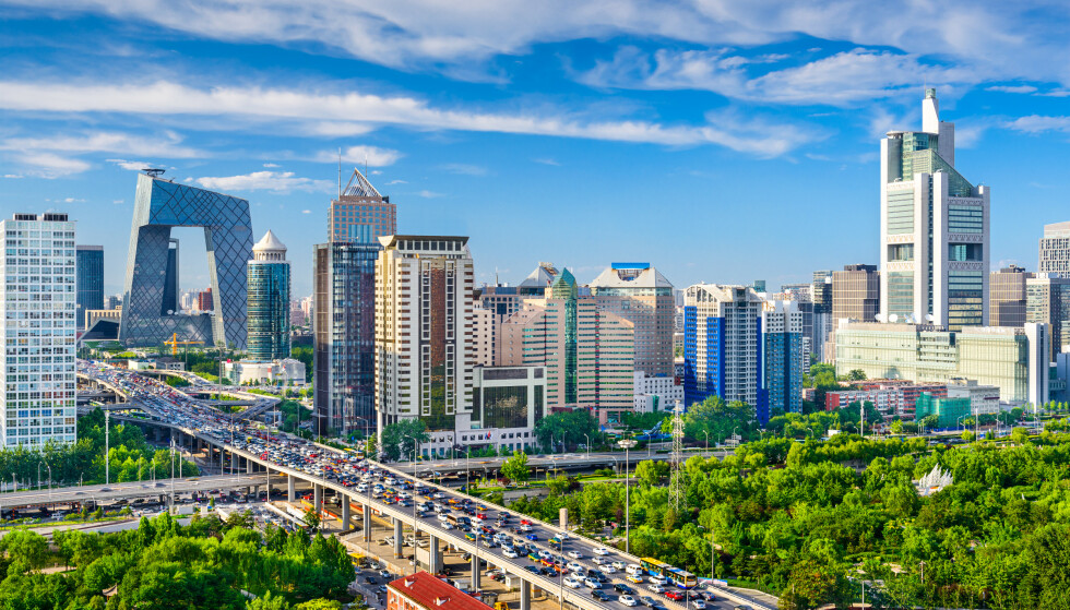 <strong>DIREKTE TIL BEIJING:</strong> 15. mai starter Hainan Airlines direkteflyvninger mellom Oslo og Beijing. Turen far 9 timer og 35 minutter på utreise, og tur-retur koster det fra 4.100 kroner. Foto: Shutterstock/NTB scanpix