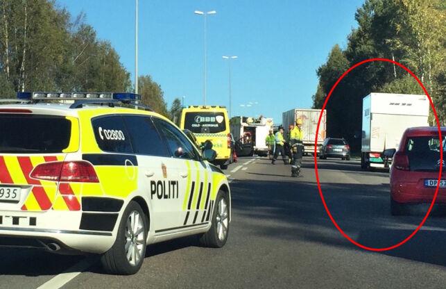 image: Slik hjelper du ambulansen fram