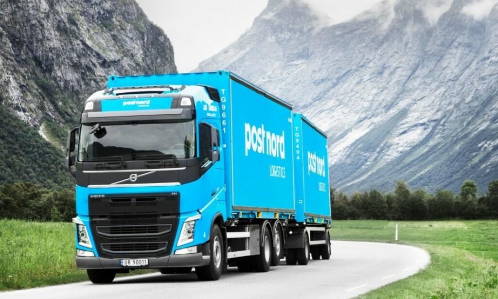 MÅ BETALE FOR SPAM: PostNord har brutt markedsføringsloven. Postselskapet får et gebyr på 600.000 kroner. Foto: PostNord
