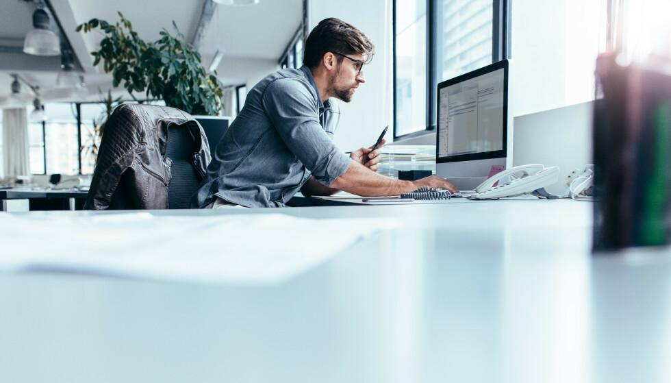 SKJERMOPPTAK: Telenors skjermbildeopptak på de kundeservice-ansattes PC-er var ulovlig - og praksisen ble stoppet. Foto: NTB Scanpix