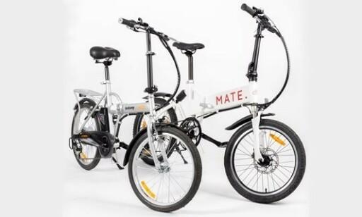 El-syklene Mate Bikes Mate Classic 250+ og Gocamp Latte stikker av som vinner og taper i testen. Foto: NAF/Testfakta