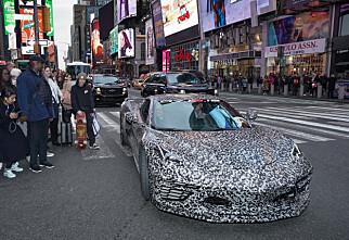 Råeste Corvette noen gang lanseres i sommer