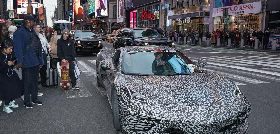 image: Råeste Corvette noen gang lanseres i sommer