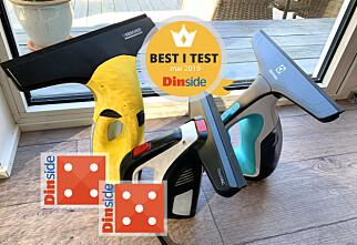 Test av vindusvaskere