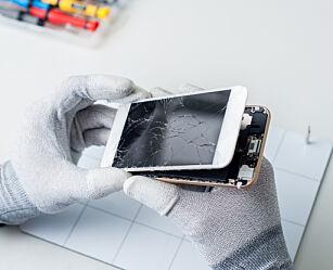 image: Knust skjerm? Det kan bli dyrt