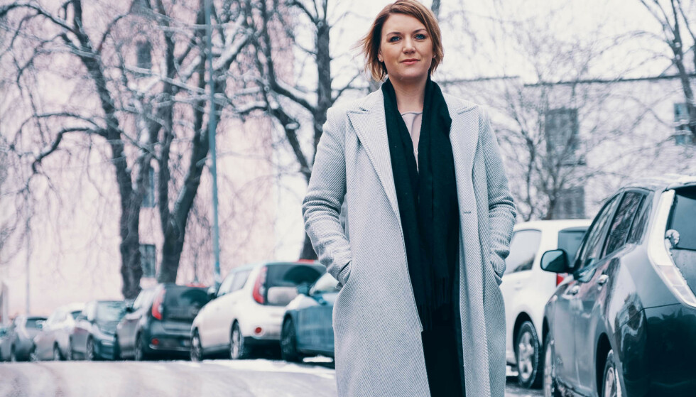 – ELBIL ER POPULÆRT: Generalsekretær Christina Bu i Elbilforeningen. Foto: Norsk elbilforening