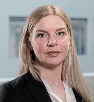 FØLGER SAKEN TETT: Pia C. Høst er leder for forbrukerdialog i Forbrukerrådet. Hun sier de vil følge Huawei-saken tett. Foto: Forbrukerrrådet
