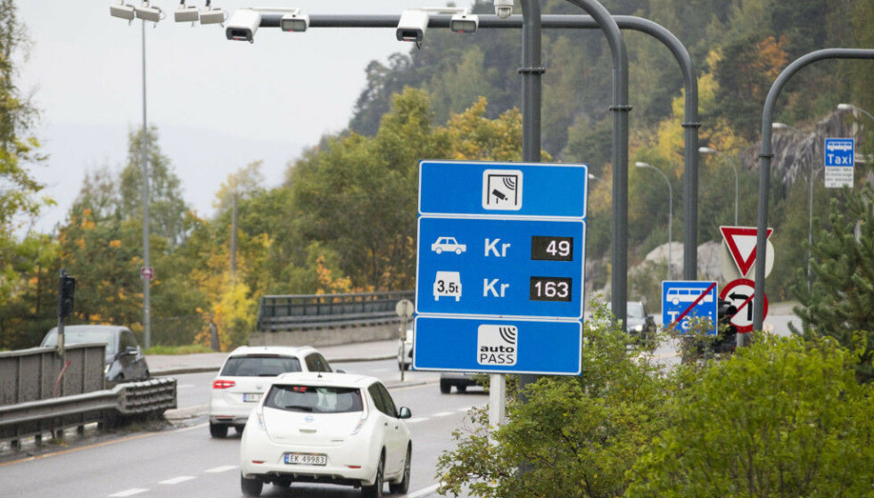 VIL ENDRE PRISENE: LO vil ha en ordning der man betaler bompenger etter inntekt og reisevei. Foto: Rune Nesheim