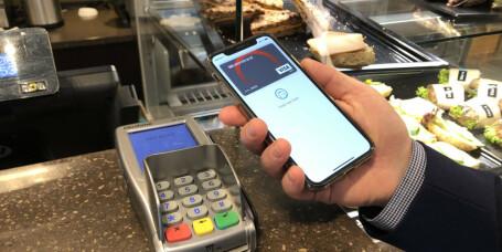 Ny bank åpner for Apple Pay