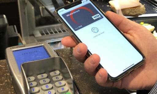 image: Ny bank åpner for Apple Pay