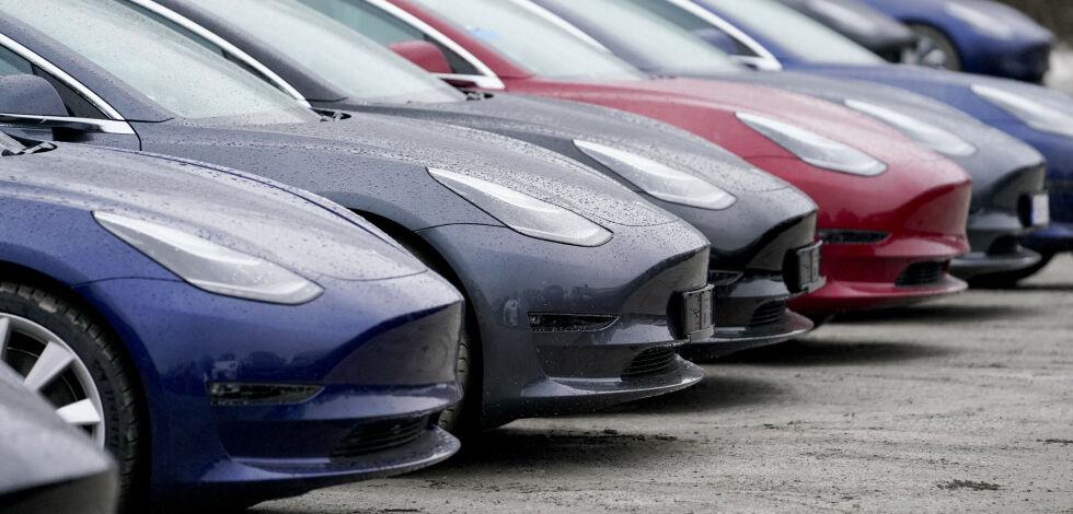 image: Innen 2040 vil 57 prosent av nybilene ha elektrisk motor