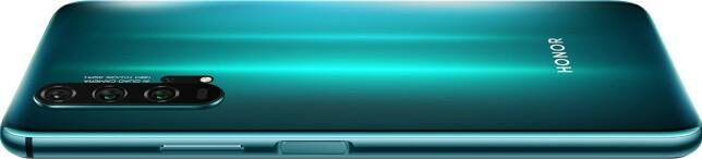 … og denne grønn-aktige. Foto: Huawei