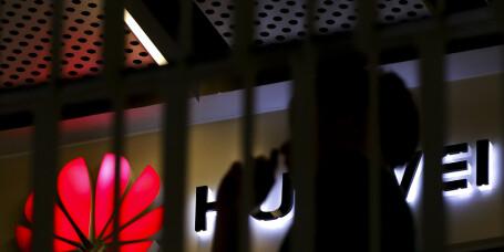 Kanskje det største hullet i Huawei-skuta