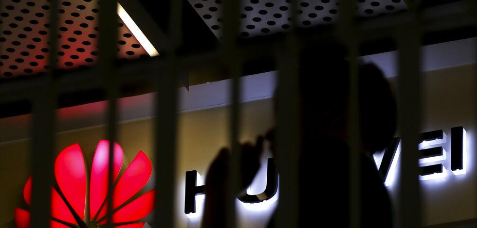 image: Kanskje det største hullet i Huawei-skuta