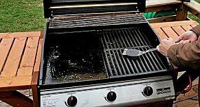 image: Husket å brenne av grillen?