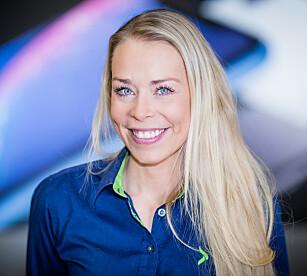 <strong>FØLGER MED:</strong> Madeleine Schøyen Bergly, kommunikasjonssjef i Elkjøp sier de foreløpig ikke vet hvordan saken vil påvirke deres kunder. Foto: Elkjøp