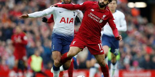 image: Slik får du sett Tottenham - Liverpool på lørdag
