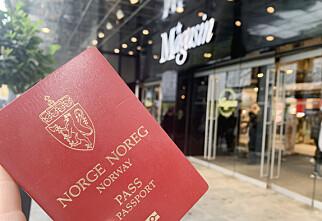 Her får du rabatt for å være norsk