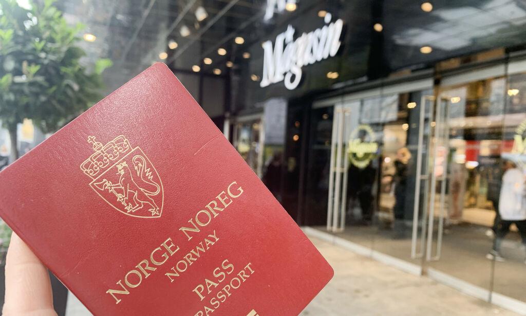 image: Danmark: Shoppe-rabatt for nordmenn