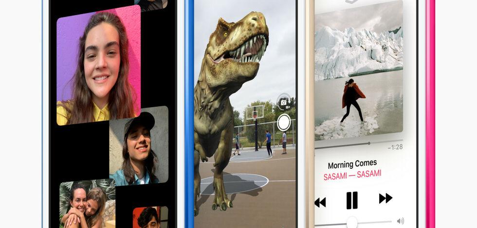 image: Hvorfor lansere denne nå, Apple?