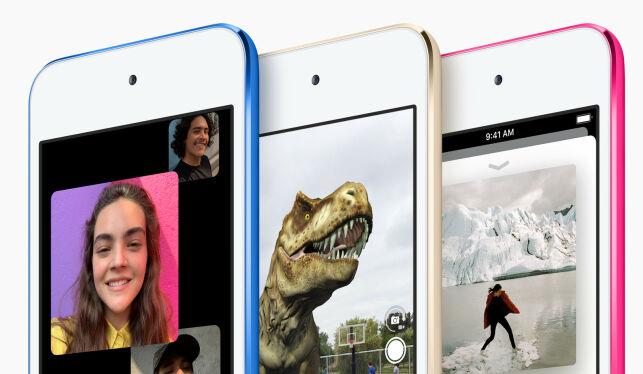 image: Apple overrasker med ny iPod