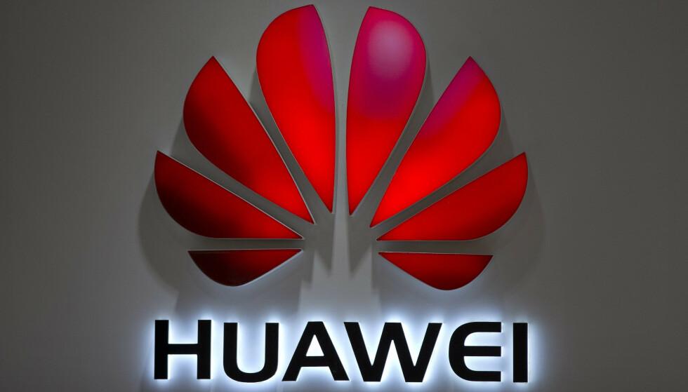 TIL RETTEN: Huawei går rettens vei for at USA skal fjernet et forbud av å kjøpe deres produkter og tjenester. Foto: AP / NTB Scanpix