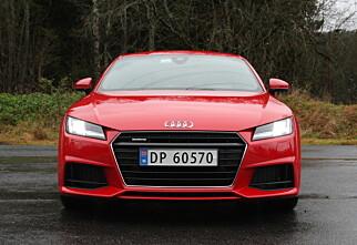 Slutt for Audi TT!