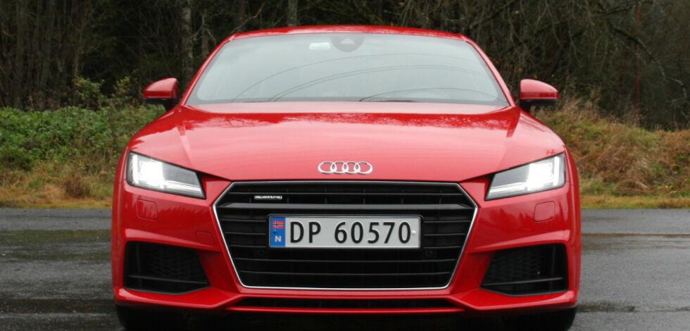 image: Slutt for Audi TT!