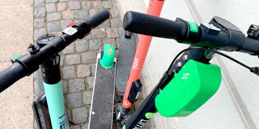 image: Ønsker elsparkesykkel-forbud