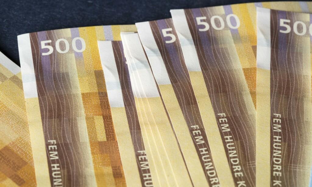 SNART KOMMER FERIEPENGENE: I disse dager får nordmenn utbetalt feriepenger. Foto: Terje Pedersen / NTB scanpix