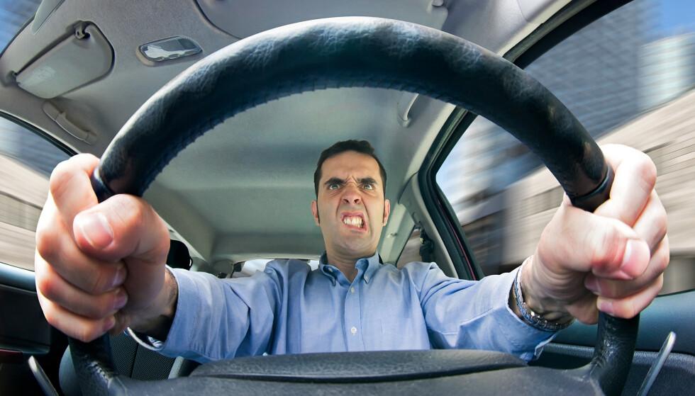 HETESLAG: Pass deg i varmen, det gjør noe med adferd i trafikken! Foto: NTB / Scanpix