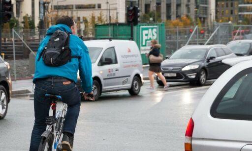 image: Vil gi syklister gratisbilletter