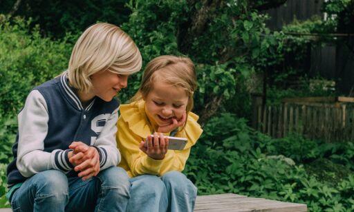 image: Lanserer gratis mobilabonnement for barn