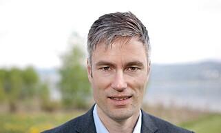IKKE I NORGE: – Det er ikke meldt om biler med airbag-feil i Norge, sier informasjonssjef Espen Olsen i Toyota Norge. Foto: Toyota