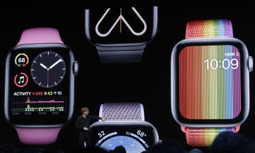 image: Se alle de nye Apple Watch-funksjonene