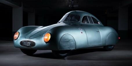 Nå kan du sikre deg verdens første Porsche!
