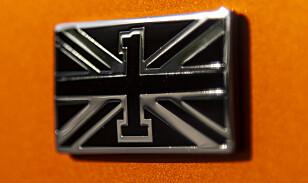 BEGRENSET ANTALL: Ser du dette på utsiden av en Bentley Continental, er det en «First Edition»-utgave. Synes du det er vanskelig å bestemme seg for ekstrautstyr? Kjøp denne, for den har alt! Foto: Jamieson Pothecary