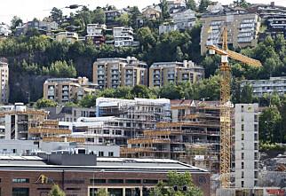 «Oppsiktsvekkende» stabile boligpriser tross rekordsalg