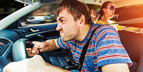 image: - Skjerpings, bilister!