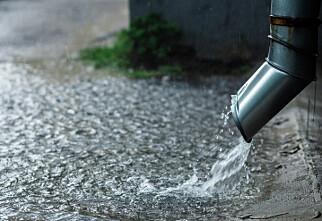 Dette bør du gjøre før regnet kommer