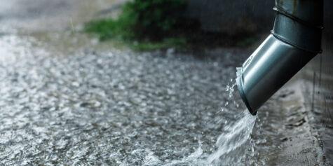 image: Dette bør du gjøre før regnet kommer