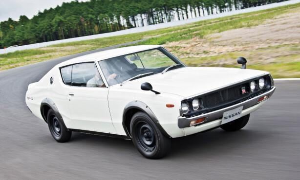 ANDRE GENERASJON: Denne ble ingen suksess for Nissan og ble lagt ned samme år. I dag selges de for svimlende summer. Foto: Nissan
