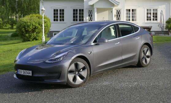 Test: Tesla Model 3 Long Range: Denne endrer spillereglene