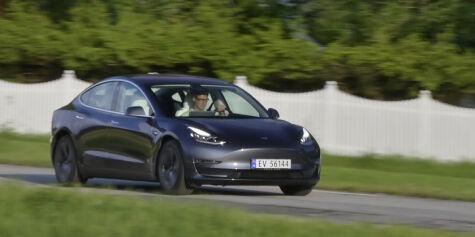 image: Privatleasingen stuper– skyldes Tesla