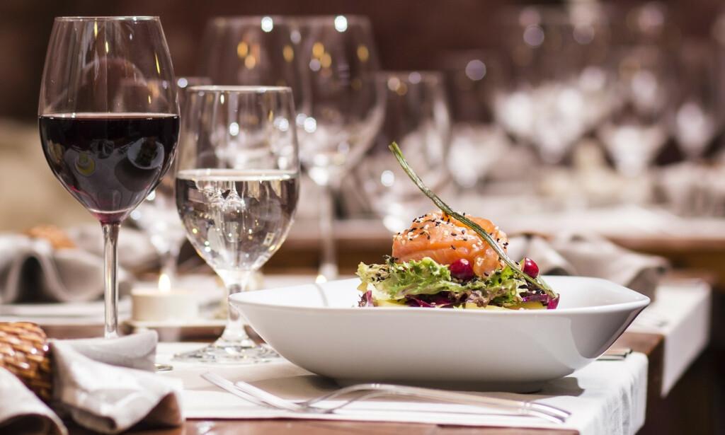 GODE RESTAURANTER: Du har sikkert hørt om restauranter med Michelin-stjerner, men hva med Michelin-tallerkenen? Illustrasjonsfoto: Shutterstock/NTB Scanpix